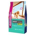 Сухой корм EUK Dog  для взрослых собак миниатюрных пород 3,5 кг