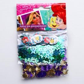 """Набор для декорирования """"Морские приключения"""", Принцессы: Ариэль"""
