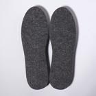 Стельки для обуви FILC, войлочные, универсальные, пара