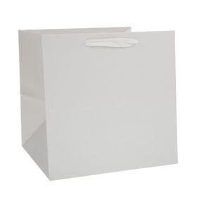 Пакет ламинированный, белый, 30 х 30 х 30 см