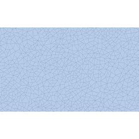 Облицовочная плитка голубая Гауди 20х33 см  GD-8 (в наборе 1м2)
