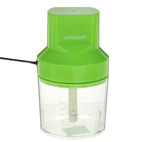 Измельчитель Jarkoff JK-2051, 100 Вт, 0.5 л, 2 насадки