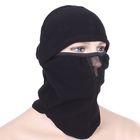 Шапка — маска «Балаклава», цвет чёрный