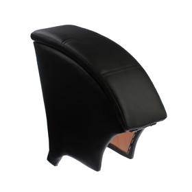 Подлокотник ВАЗ 2108-99 мягкий, черный