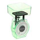 Весы кухонные Sakura SA-6018GR, 1 кг, механические, зеленые