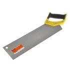 """Ножовка фанеропильная """"Дельта"""", 350 мм, шаг 2 мм, двухкомпонентная рукоятка"""