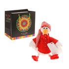 Мягкая игрушка «Петушок Яшка-соня»
