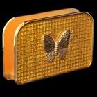 Салфетница «Бабочка», 12,5х8х2,8 см