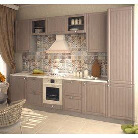 Кухонный гарнитур Тополь грей 3000