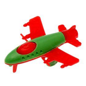 Игрушка для капсул 'Самолёт', d=35 мм, МИКС Ош