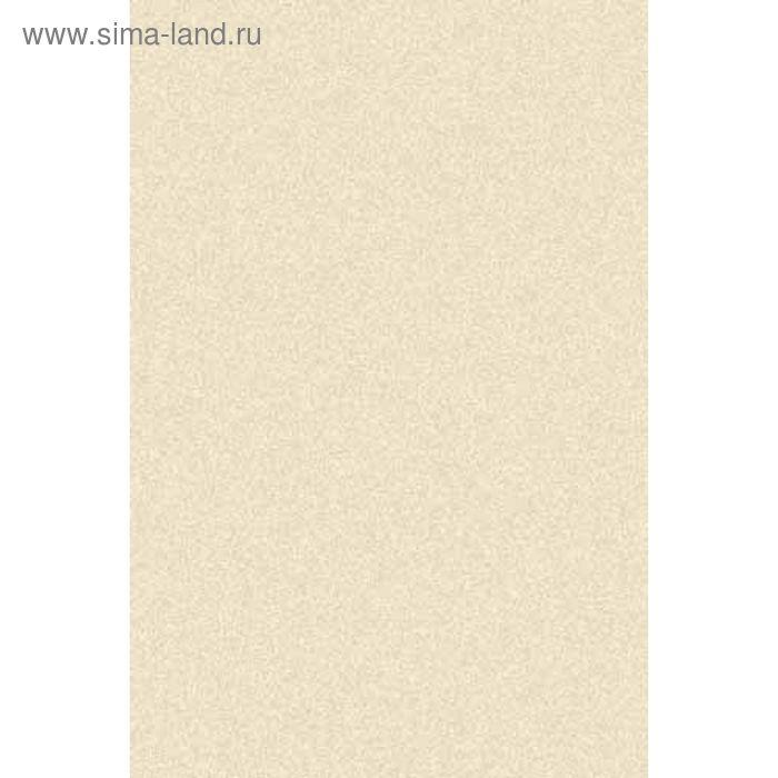 Ковёр Фризе ПП PLATINUM t600, 1*2 м, прямоугольный, CREAM