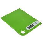 Весы кухонные Magnit RMX-6180, до 5 кг, электронный LCD-дисплей, салатовые