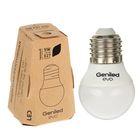Светодиодная лампа Geniled EVO, Е27, G45, 5 Вт, 2700K