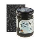 Паста текстурная 150 мл Ferrario MALTA слюда №08 черный 150008