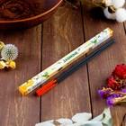 Благовония четырехгранник Sarathi Жасмин Jasmine8 палочек в упаковке
