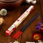 Благовония четырехгранник Sarathi Клубника Strawberry 8 палочек в упаковке