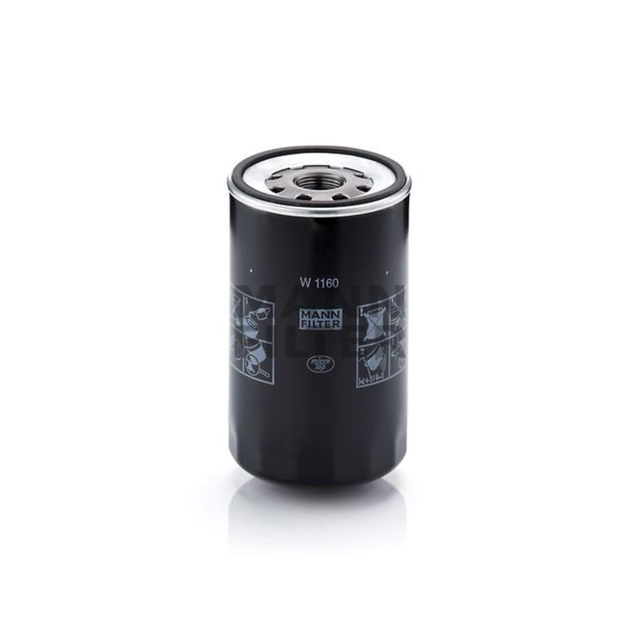 Фильтр масляный MANN-FILTER W1160