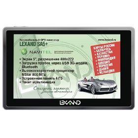 GPS-Навигатор 5' Lexand SA5+ Навител Ош