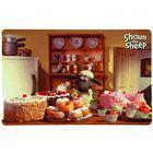 Коврик Trixie под миску Барашек Shaun 44 × 28 см, фотомотив Shaun the Sheep