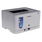 Принтер лазерный цветной Samsung SL-C430, А4