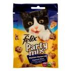 Лакомство FELIX PARTY MIX для кошек, сырный микс, 20 г