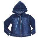 Куртка для девочки, рост 104 см, цвет синий 2215 2035
