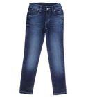 Джинсы для девочки, рост 122 см, цвет синий 4159 3570 К8