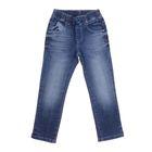 Джинсы для девочки, рост 98 см, цвет синий 2115 3570 К8