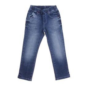 Джинсы для девочки, рост 104 см, цвет синий 2115 3570 К8 Ош