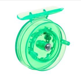 Катушка проводочная КП-СТ, цвет зелёный