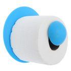 Держатель для туалетной бумаги Aqua, цвет голубая лагуна