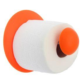 Держатель для туалетной бумаги Aqua, цвет мандарин Ош