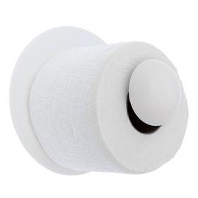 Держатель для туалетной бумаги Aqua, цвет снежно-белый Ош