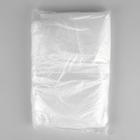 Пакеты для педикюрных ванн, плотность - 12-14мкм