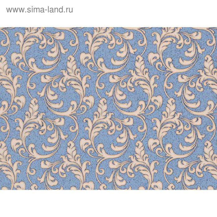 """Обои флизелиновые 3519 (03) ФЛ """"Ромео"""", голубые, 1,06х10 м"""