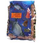 Прикормка Fish-ka зима Универсальная, гамарус гранулы, вес 1 кг