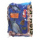 Прикормка Fish-ka зима Универсальная, мотыль сушёный гранулы, вес 1 кг