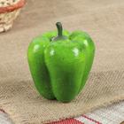 Искусственный перец, зелёный