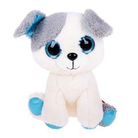 Мягкая игрушка «Собачка Глазастик»
