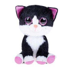 Мягкая игрушка «Котик Глазастик»