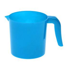 Ковш 1 л 'Сапфир', цвет синий Ош