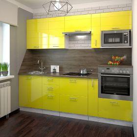 Кухонный гарнитур Лимон 2400
