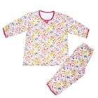 Пижама женская 221ф1632 МИКС, р-р 50