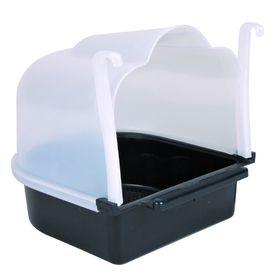 Купалка Trixie 16х17х19см., пластик.