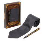"""Подарочный набор """"Дорогому дедушке"""": галстук и ручка"""