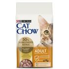 Сухой корм CAT CHOW для кошек, птица, 1.5 кг