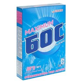 """Отбеливатель """"БОС плюс"""" Maximum, 600 г"""