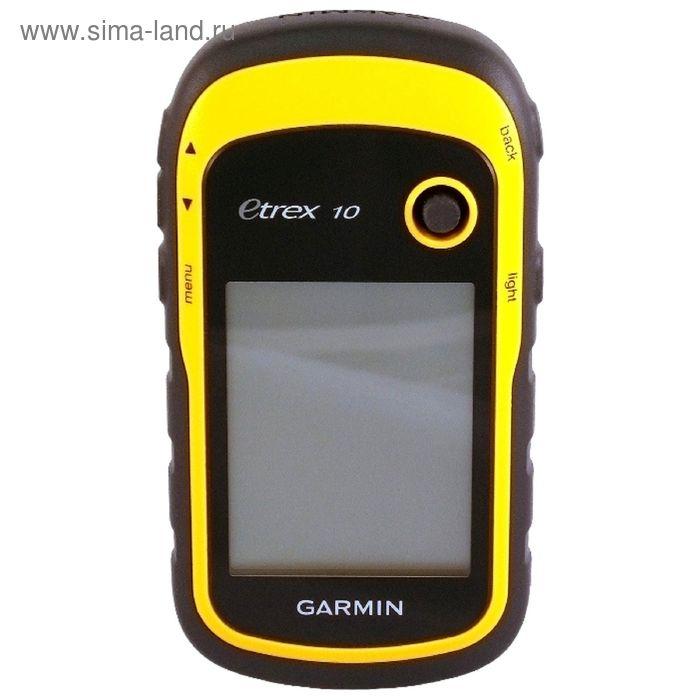 "GPS-навигатор Garmin eTrex 10, 2.2"" GPS GLONASS"