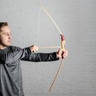 """Сувенир деревянный """"Лук со стрелами"""", 98 см"""