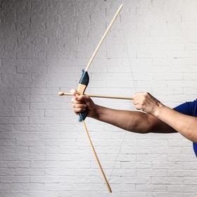 Сувенир деревянный 'Лук со стрелами', 73 см Ош